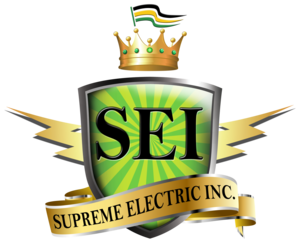 Supreme Electric Tampa Logo